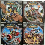 World of Warcraft Mega Bloks Vehicle and Beast Sets Released!