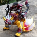 World of Warcraft Mega Bloks Swift Wyvern & Tauren Hunter 91020 Review