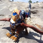 World of Warcraft Mega Bloks Swift Gryphon 91021 Review 2012