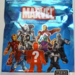 CODE NUMBER LIST Marvel Mega Bloks Series 1 Mystery Pack Blind Bags
