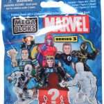 CODE NUMBER LIST Marvel Mega Bloks Series 3 Mystery Pack Blind Bags