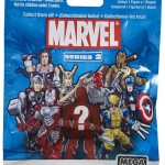 CODE NUMBER LIST Marvel Mega Bloks Series 2 Mystery Pack Blind Bags