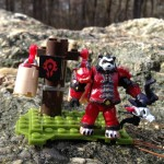 World of Warcraft Mega Bloks Rojo Pandaren Hunter 91050 Review