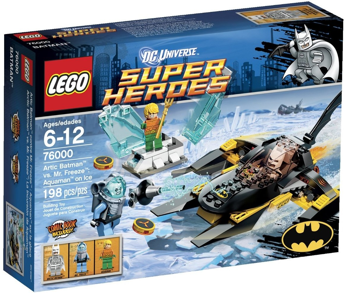 LEGO Superheroes 2013 DC & Marvel - 321.6KB