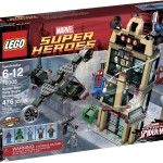 LEGO Superheroes 2013 DC & Marvel Universe Sets Now Available!