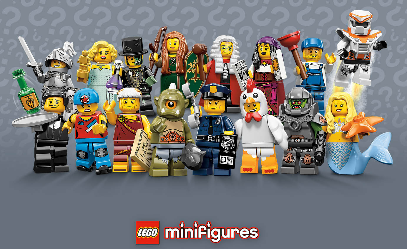 LEGO Minifigures Series 9 assortment has finally been revealed in all