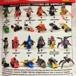 Transformers Kre-O Micro-Changers Series 1 Code Numbers List 2013
