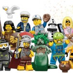 LEGO Minifigures Series 10 Photos Revealed–with Golden Minifigure!
