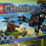 LEGO Chima Gorzan's Gorilla Striker 70008 Revealed & Photos