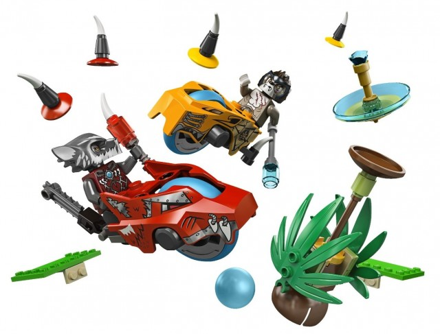 LEGO Chima Speedorz CHI Battle 70113 January 2013 Retiring