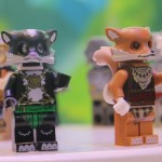 LEGO Chima Fox and Skunk Tribes Minifigures Coming Summer 2013!
