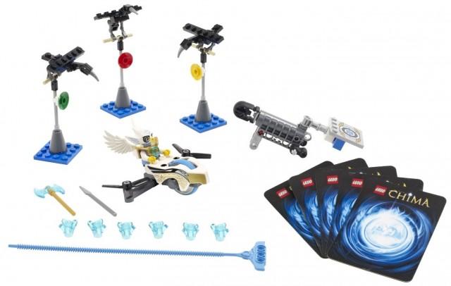 LEGO Chima Target Practice 70101 Speedorz Set 2013