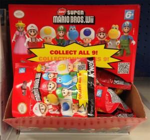 CODE NUMBER LIST: KNEX Super Mario Bros Wii 2013 Blind Bags Figures
