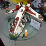 LEGO Star Wars Republic Gunship 75021 Summer 2013 Set Preview