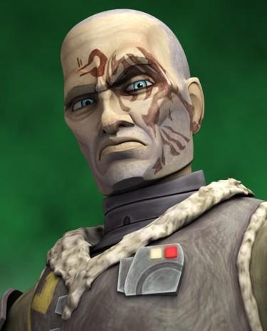 Clone Wars Rako Hardeen Obi-Wan Kenobi Disguise