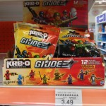 CODE NUMBER LIST: GIJOE Kre-O Blind Bag Figures Series 1