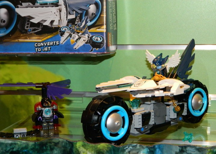 LEGO Chima Eglor's Twin Bike 70007 Summer 2013 Photos ...