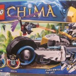 LEGO Chima Eglor's Twin Bike 70007 Summer 2013 Photos Preview