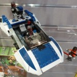 LEGO Star Wars 2013 Mandalorian Speeder & Cyborg Darth Maul Preview