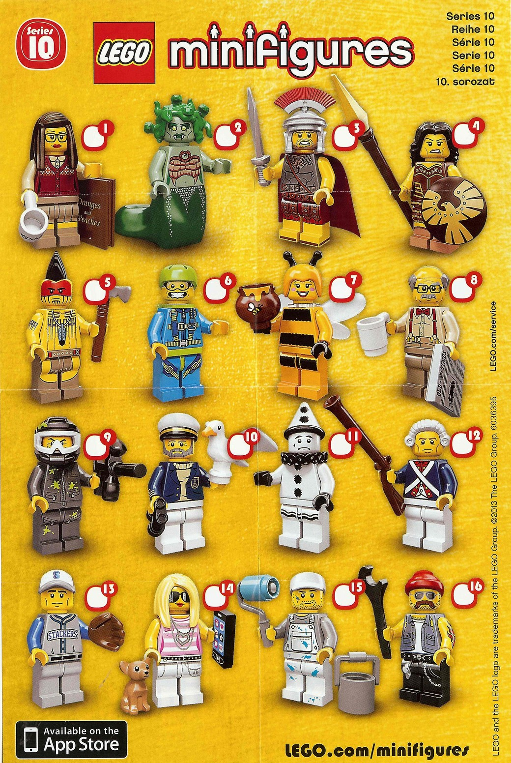 Posted in LEGO News Tagged LEGO Collectable Minifigures permalink