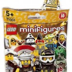 LEGO Minifigures Series 10 Gold Packaging and Inserts Revealed!