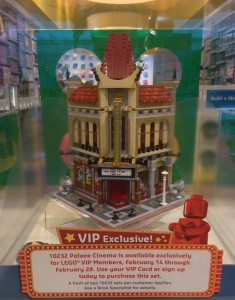 LEGO Palace Cinema Modular Set 10232