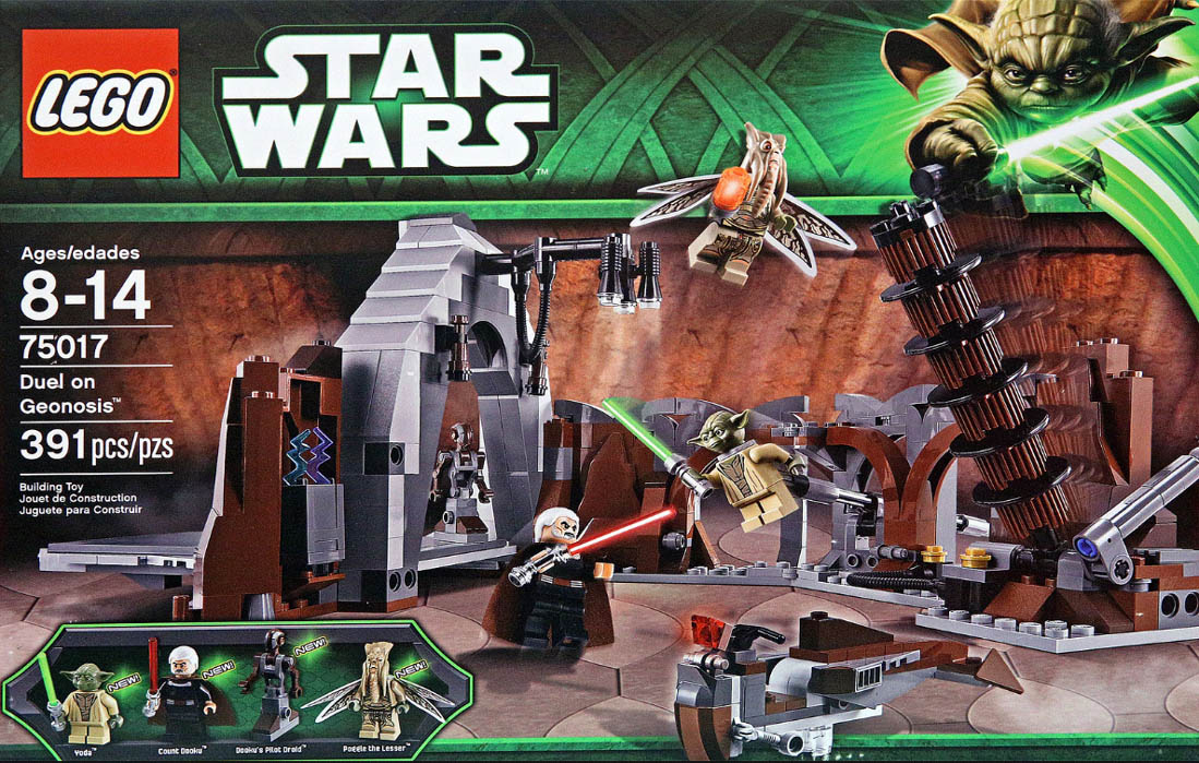 Lego star wars summer 2013 duel on geonosis 75017 set photo preview