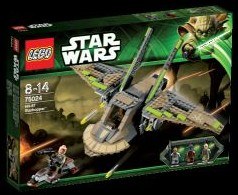 LEGO Star Wars HH-87 Starhopper 75024 Box