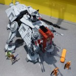 Summer 2013 LEGO Star Wars AT-TE 75019 Photo Preview