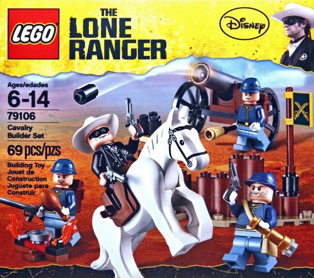LEGO Lone Ranger Sets Up For Order! - Bricks and Bloks