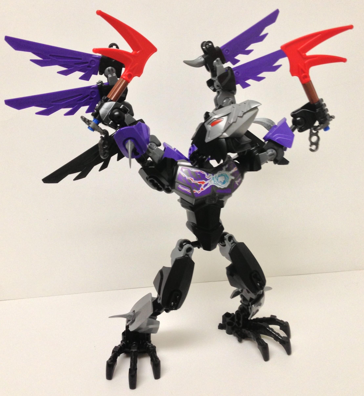 LEGO Chima CHI Razar Buildable Figure Set Review & Photos ...