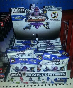 Kre-O Transformers Micro-Changers Series 2 Blind Bags Box