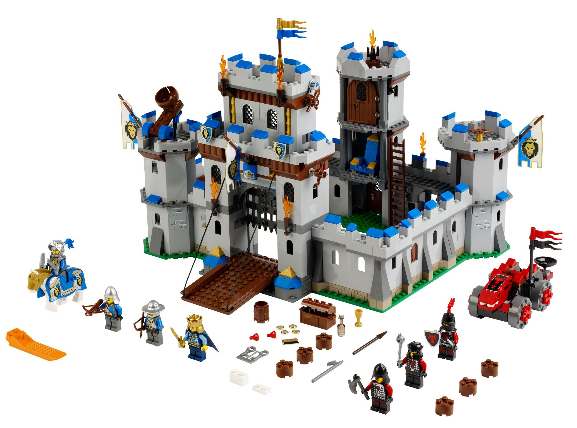 Lego castle 2013 summer sets photos preview bricks and bloks - Lego chevaliers ...