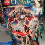 New Summer 2013 LEGO Chima CHI Large Buildable Figures Sets Found!
