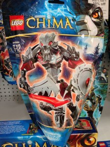 LEGO Chima Summer 2013 Sets CHI Worriz Buildable Figure Set 70204