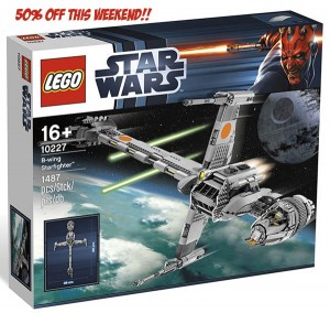 LEGO Star Wars B-Wing Starfighter 10227 Ultimate Collector&#039;s Series