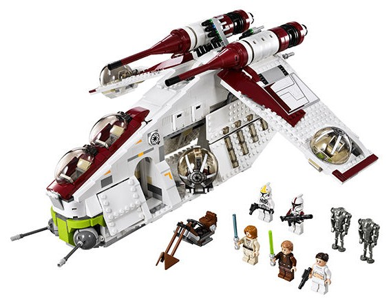 When will the new LEGO Star Wars 2013 Summer Sets be Out? - Bricks ...