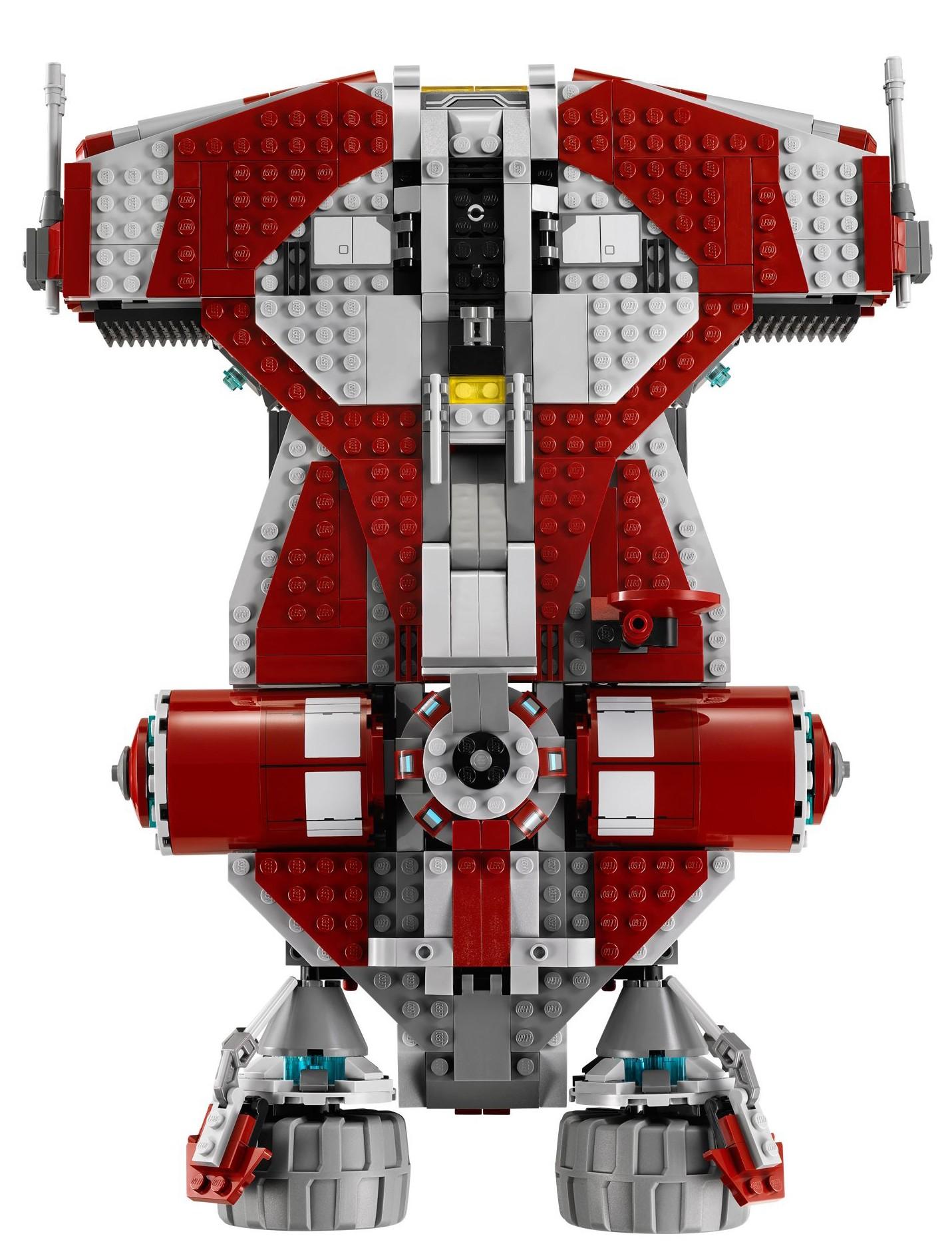 Summer 2013 lego star wars jedi defender class cruiser - Lego star warse ...