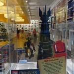 LEGO Tower of Orthanc 10237 Set Display Photos at the LEGO Store!