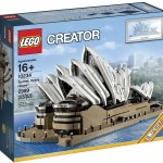 LEGO Sydney Opera House 10234 Revealed for September 2013!