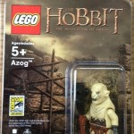 LEGO SDCC 2013 Green Arrow & Azog Minifigure Price MADNESS!
