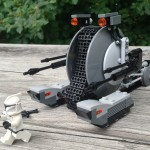 LEGO Star Wars Corporate Alliance Tank Droid 75015 Review 2013
