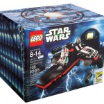 SDCC 2013 LEGO Exclusives! Micro Bag End & Mini Jek-14 Starfighter!