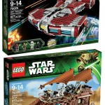 2013 LEGO Star Wars Summer Sets Now Available to Order Online!