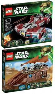 Summer 2013 LEGO Star Wars Sets Now Available