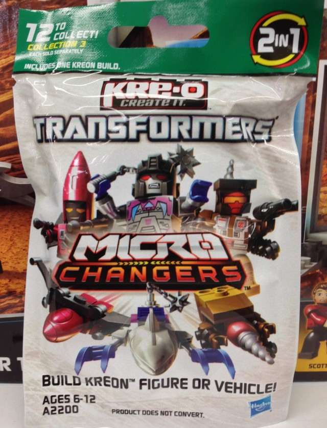 Kre-O Transformers Micro-Changers Series 3 Blind Bags