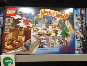 2013 LEGO City Advent Calendar 60024 Released