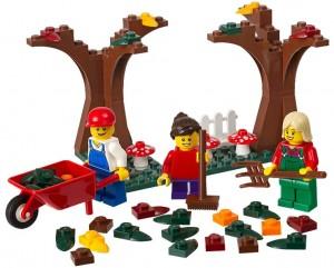 LEGO 40057 Fall Scene Polybag Set 2013