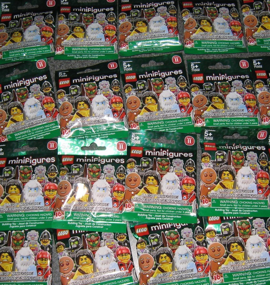LEGO Minifigures Series 11 Released in United States ...
