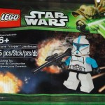 LEGO Star Wars Clone Trooper Lieutenant Minifigure Promo in 9/2013!